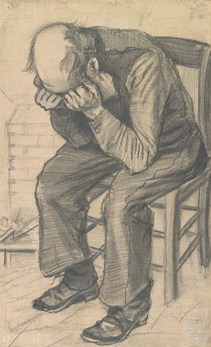 Worn Out, by van Gogh