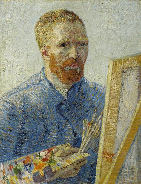 werk van van gogh in 1888