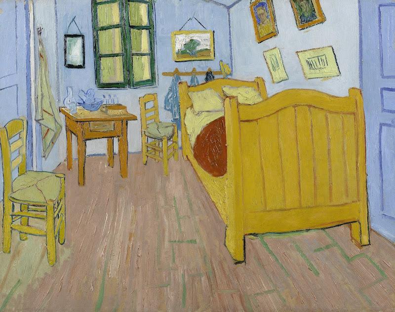 De slaapkamer - Van Gogh Museum