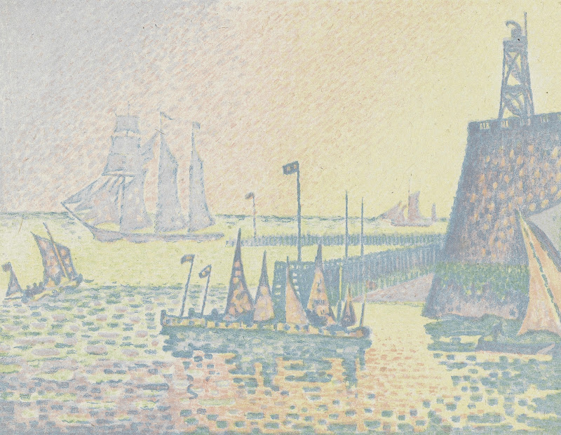 a biography of paul signac Paul signac biography drawing inspiration from the famous impressionists, paul signac depicts wondrous scenes with free brushwork his bright colors, known for influencing the fauves, bring.